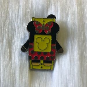 🔮 5/$25 Minnie Mouse MagicBands Pin